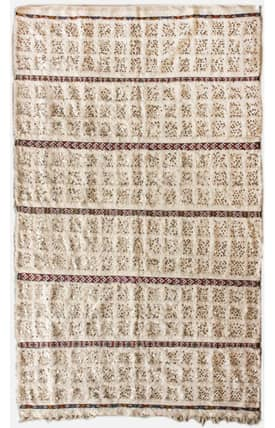 Rugs USA Moroccan Seville Wool Hand Knotted Shawl Rug