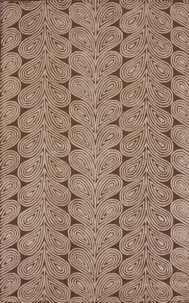 Rugs USA RugsUSA Steppes Leaves Rug