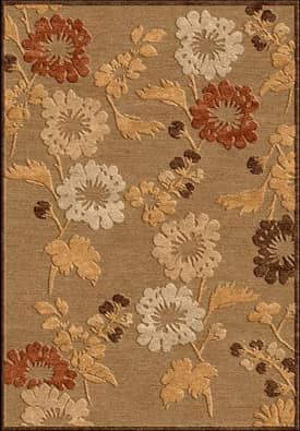 Rugs USA Serendipity Outdoor Transition Floral Rug