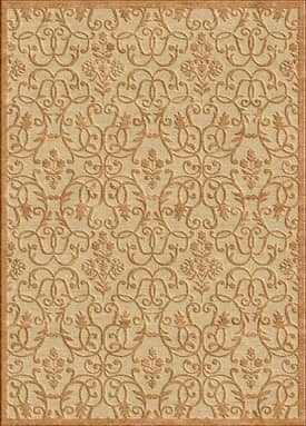 Rugs USA Serendipity Outdoor Wrought Iron Rug