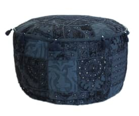 Rugs USA Poufs Ethinic Pouf Furniture