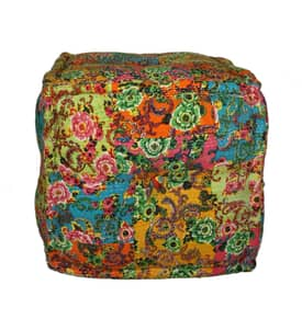 Rugs USA Poufs Rajasthani Pouf Furniture