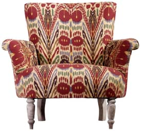 Rugs USA Ethno Nootka Ikat Arm Chair Furniture