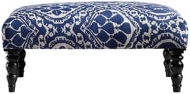 Rugs USA Ethno Laguna Ottoman Furniture