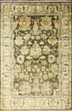 Rugs USA Ushak US6 Faded Adileh Rug