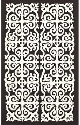 Rugs USA Homespun Damask Trellis Rug