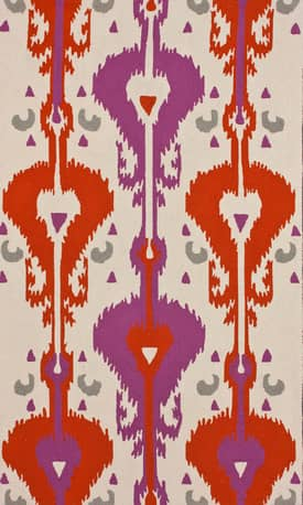 Rugs USA Homespun Hanya Ikat Rug
