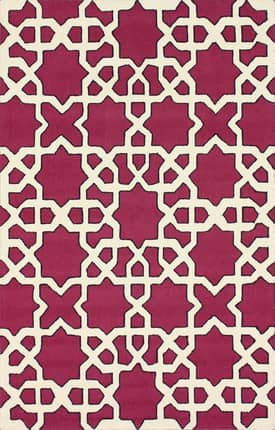 Rugs USA Homespun Kwapa Trellis Rug