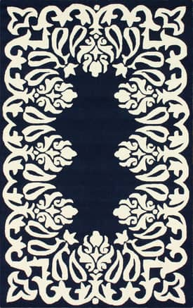 Rugs USA Homespun Mayna Damask Rug