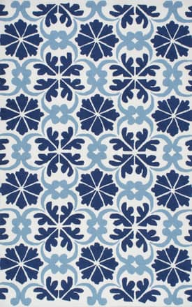 Rugs USA Fergana Royal Tiles Trellis Rug