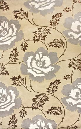 Rugs USA Serendipity Modern Handmade Floral Tempo Rug