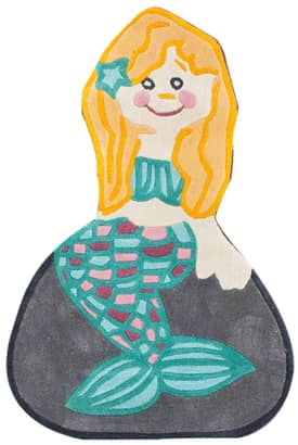 Rugs USA Trendz Mermaid Rug