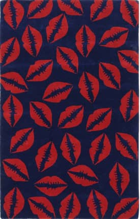Rugs USA Sierra Lips Kisses Rug