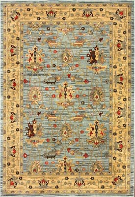 Rugs USA Treasures I Persian Oriental Style ZG06 Rug