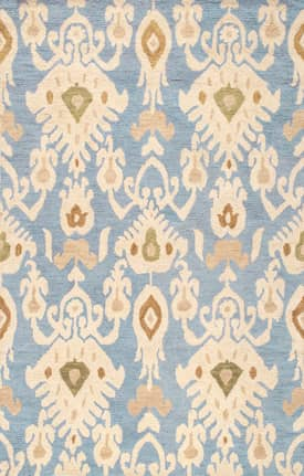 Rugs USA Santa Ana Faded Antique Ikat Rug