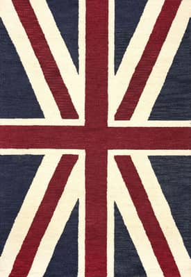 Rugs USA Santa Ana Union Jack Rug