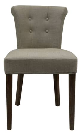Rugs USA Casual Living Weathered French Linen Dining Chair (Set of 2) Furniture