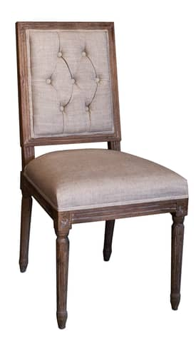 Rugs USA Casual Living Vintage French Dining Chair (Set of 2) Furniture