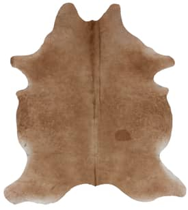 Rugs USA Natural Solid Cowhide Rug