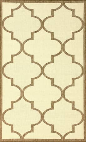 Rugs USA Aperto Outdoor Moroccan Lattice Rug