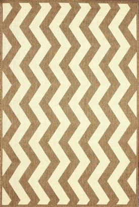 Rugs USA Aperto Outdoor Vertical Chevron Rug