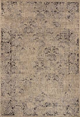 Rugs USA Aperto Outdoor DN14 Vintage Leaflet Rug