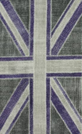 Rugs USA Claude Union Jack British Flag Rug
