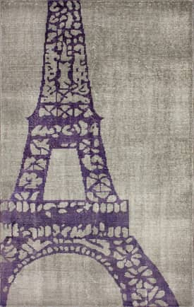 Rugs USA Claude Eiffel Tower Rug