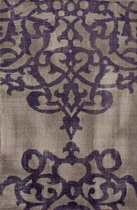 Rugs USA Claude Open Damask Rug
