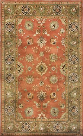 Rugs USA Royale Gardens Traditional Wool Handmade Serenity Rug