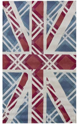Rugs USA Plymouth England Flag Rug