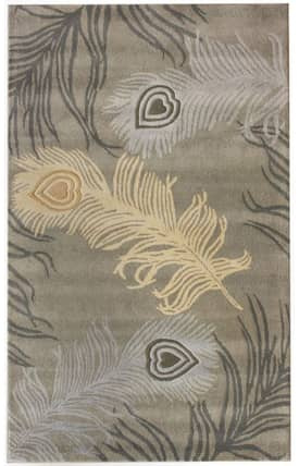 Rugs USA Satara Peacock Vines Rug