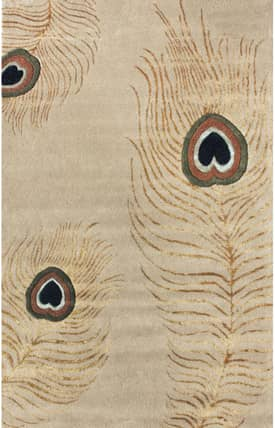 Rugs USA Satara Casual Peacocks Rug