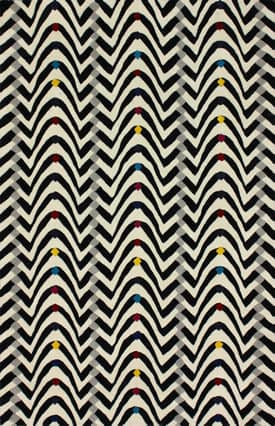 Rugs USA Satara Techno Waves Rug