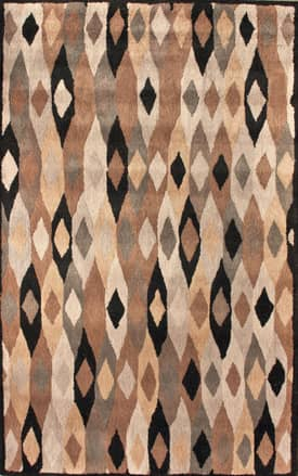 Rugs USA Cenon Swirl Patchwork Rug