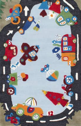 Rugs USA Cradle Roadway Rug