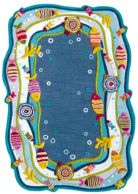 Rugs USA Cradle Fish Land Rug