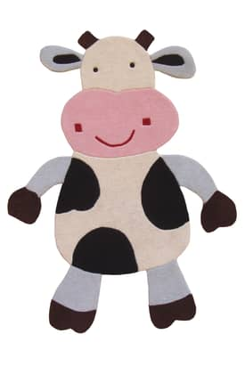 Rugs USA Cradle Cow Rug