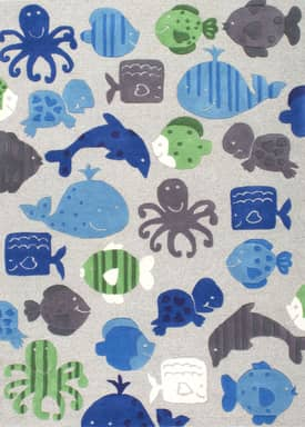 Rugs USA Cradle Ocean World Rug
