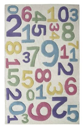 Rugs USA Cradle Numericals Rug
