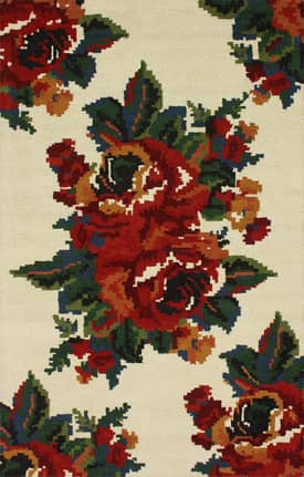 Rugs USA Couture Floral Bouquet Rug
