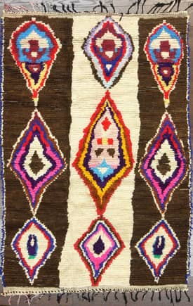 Rugs USA Ourika Valley Berber BB01 Rug