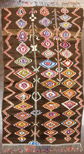 Rugs USA Ourika Valley Berber BB08 Rug