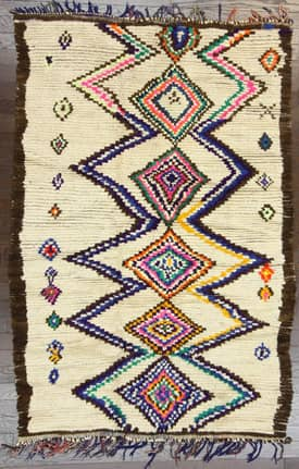 Rugs USA Ourika Valley Berber BB09 Rug