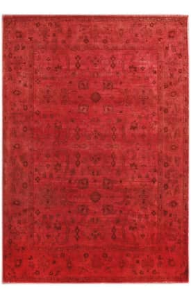 Rugs USA Overdye Caesar Wool Hand Knotted Rug