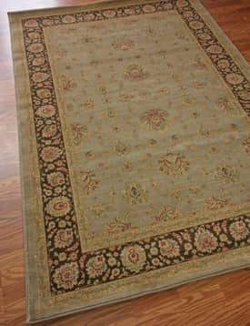 Rugs USA Kingdom Traditional Jewel Kashan Rug