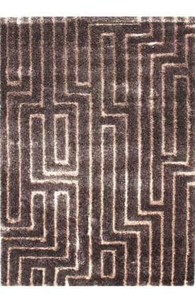 Rugs USA Beaumont Maize Shaggy Rug