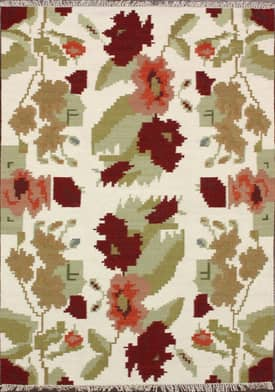 Rugs USA Textures Floral Motif Rug