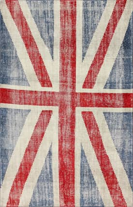 Rugs USA Serendipity Lush British Flag Rug