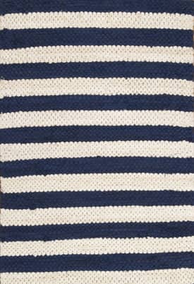 Prairie Cotton Rugs Striped Rag Rug